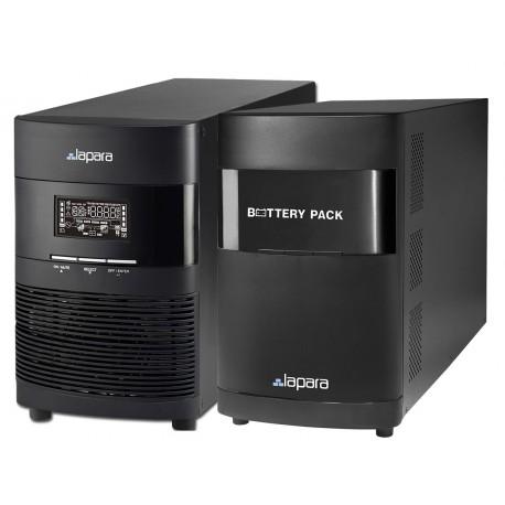Sai 2000 VA Online LCD con extensión de baterías Lapara