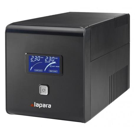 SAI Lapara LA-ITR-2000SH 2000 VA interactivo Senoidal profesional