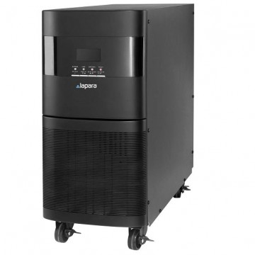 Sai trifasico 10000 VA 10KVA LCD 3F -3F Lapara