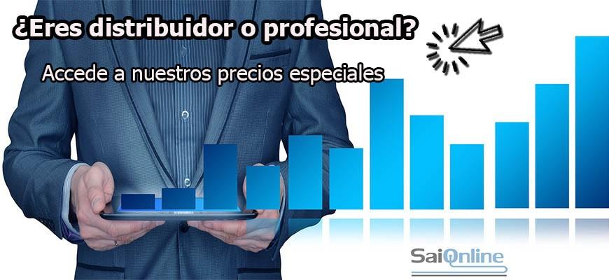 Distribuidor o profesional del SAI